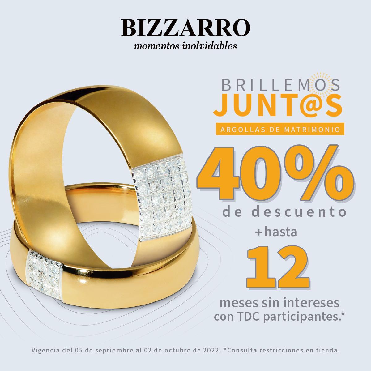 Promoción 1 De Bizzarro