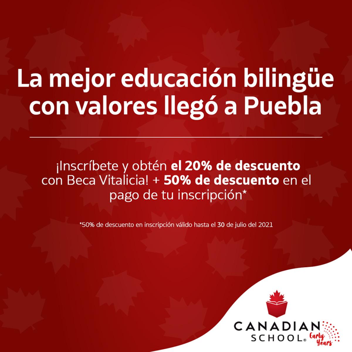 Promoción 1 De Canadian School Early Years