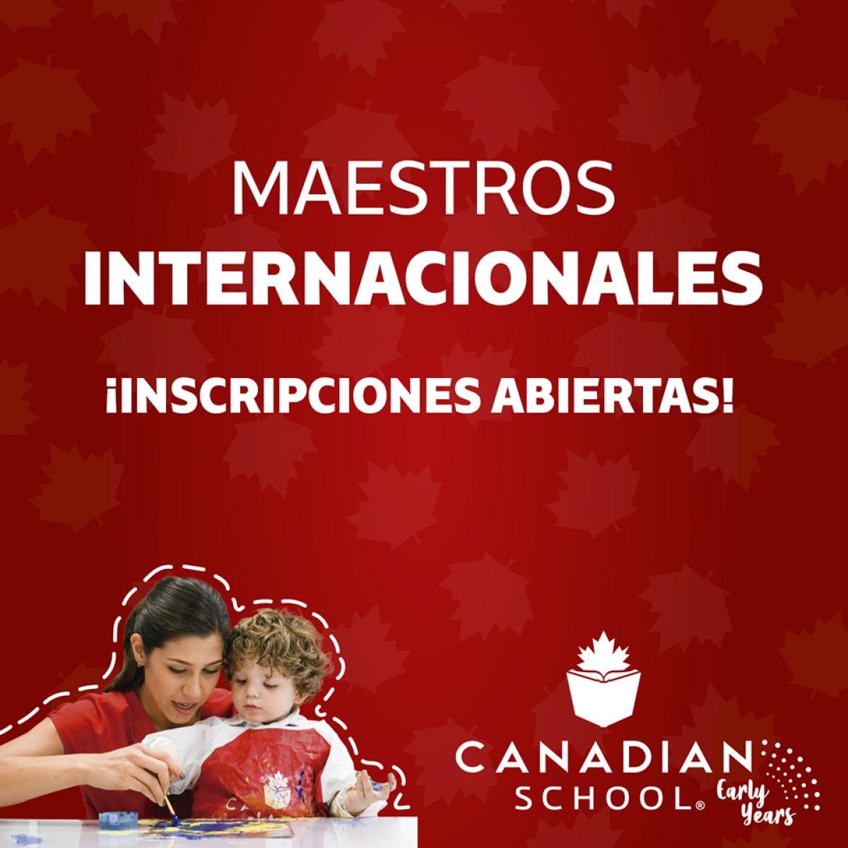 Promoción 2 De Canadian School Early Years