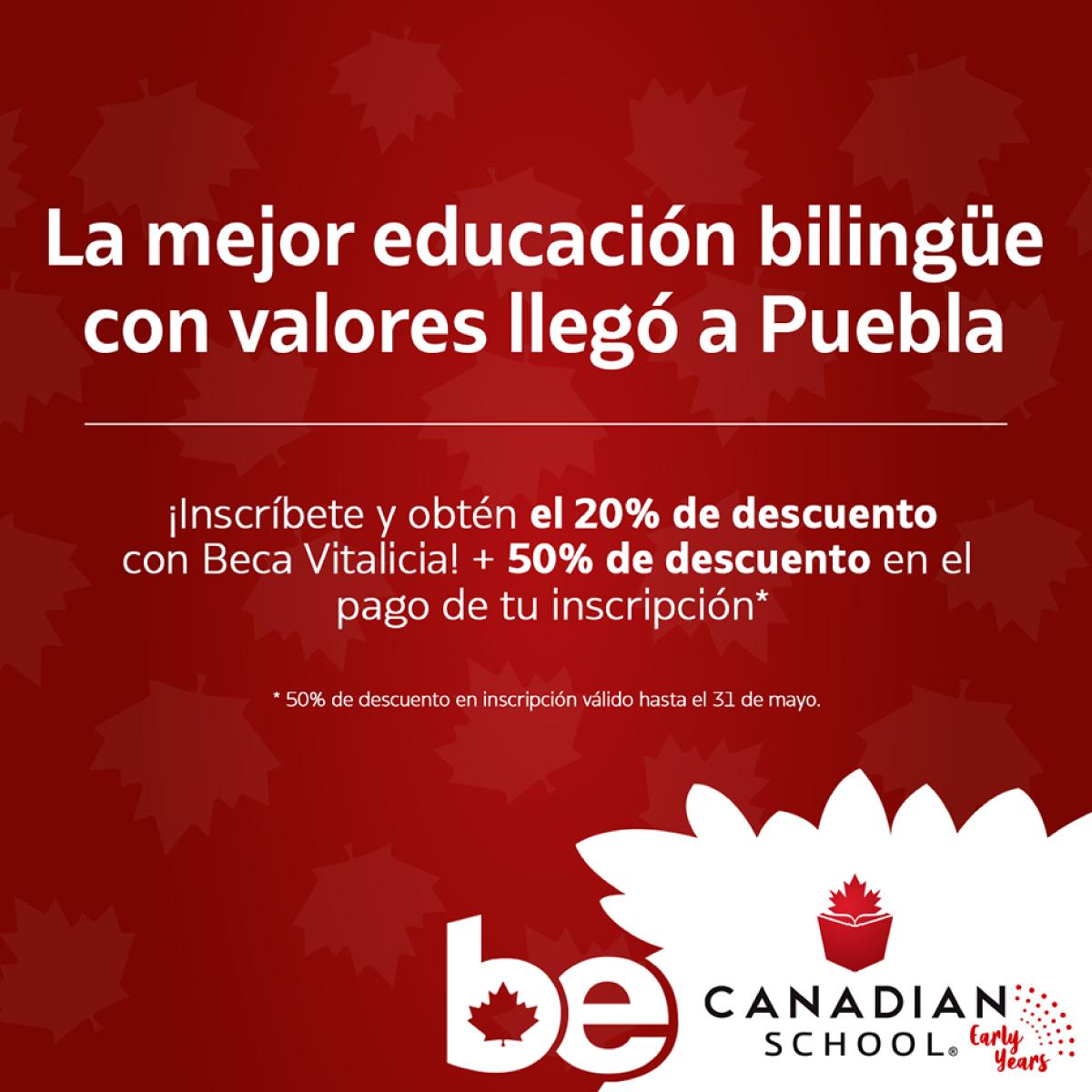 Promoción 7 De Canadian School Early Years