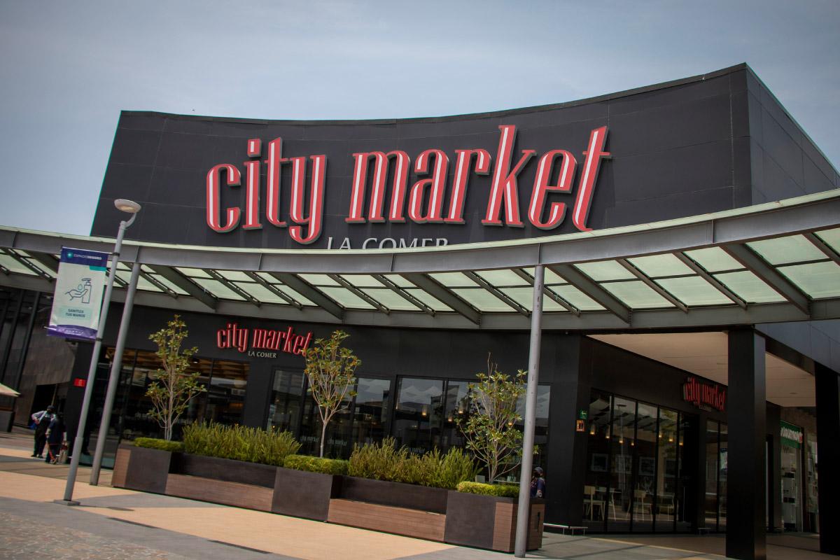 Galería 2 De City Market