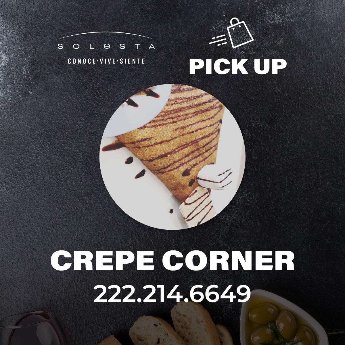 Pick Up De Crepe Corner