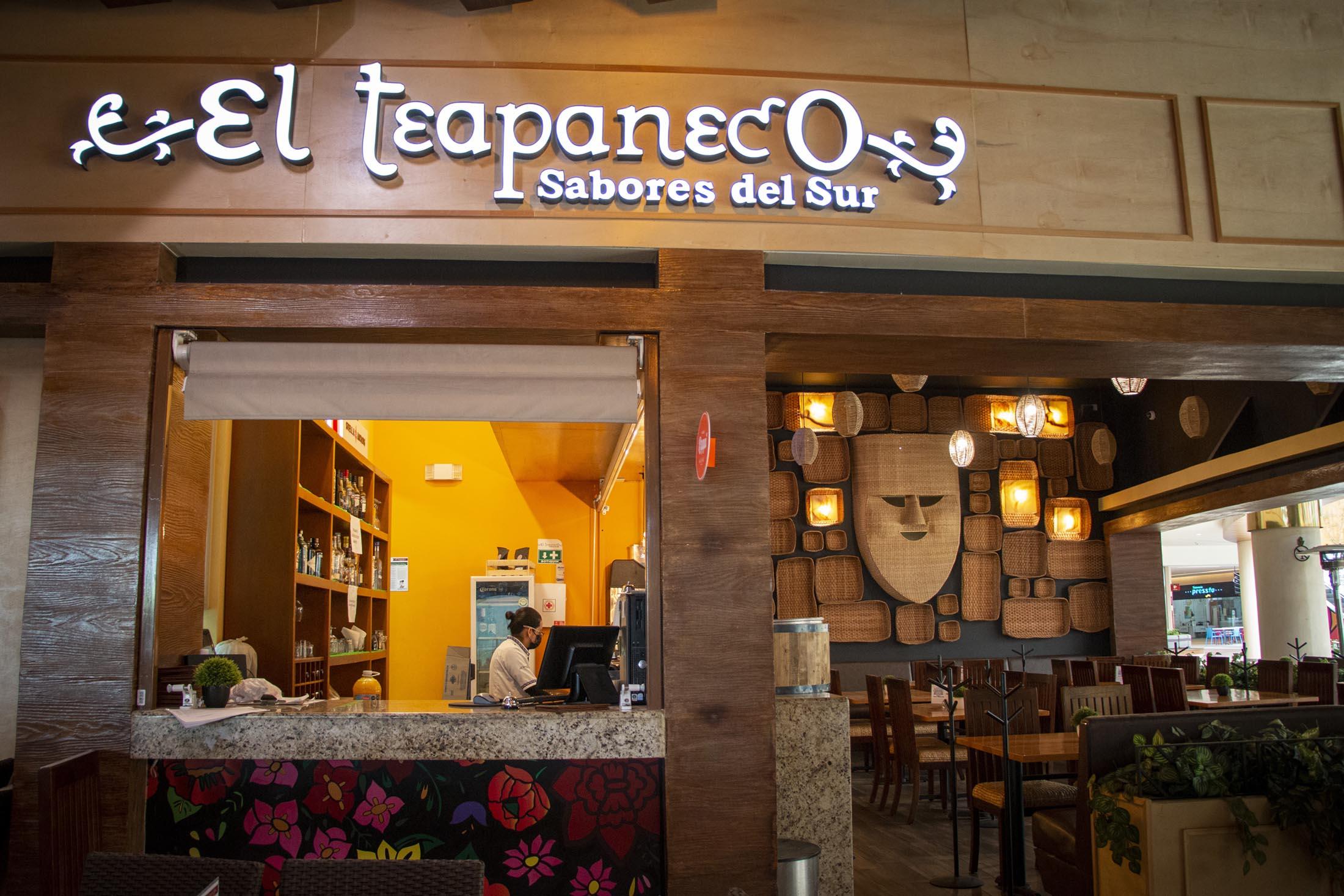Galería 1 De El Teapaneco