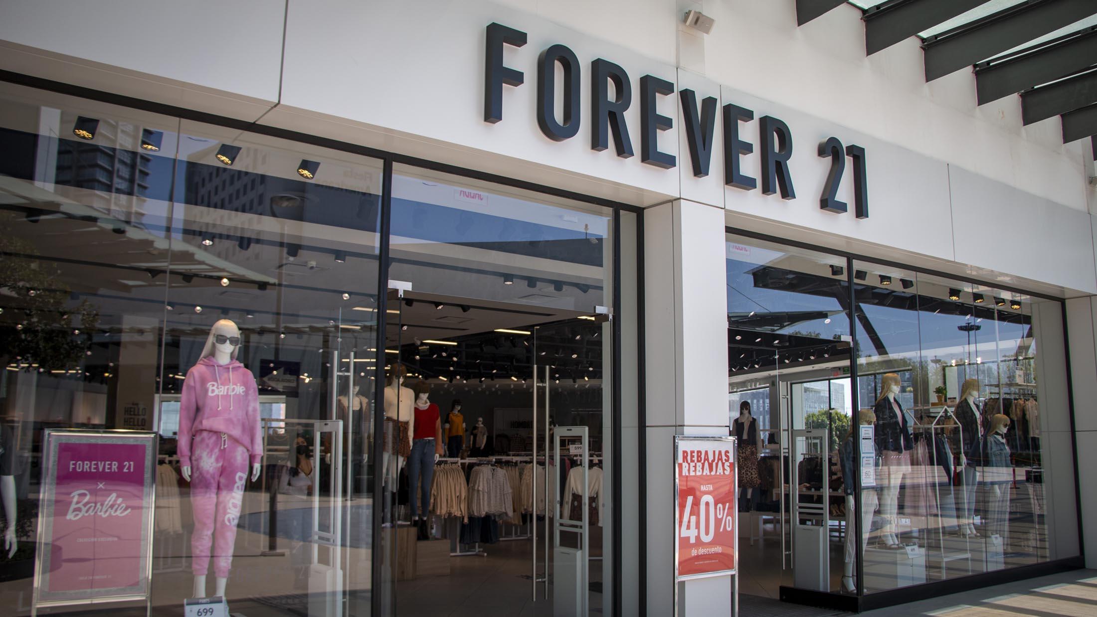 Galería 1 De Forever 21
