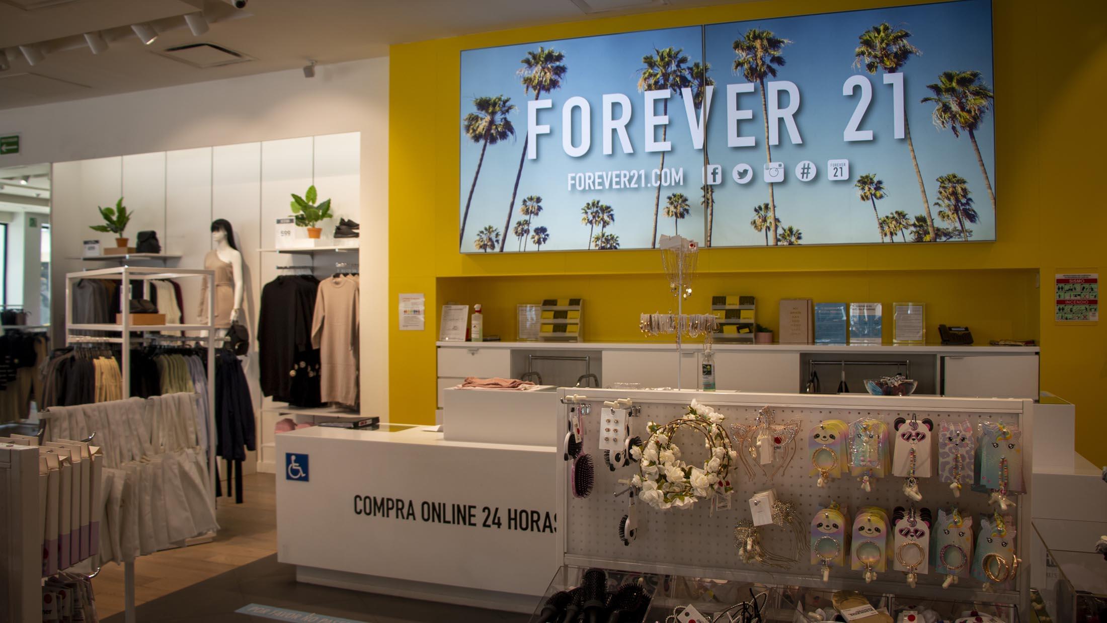 Galería 4 De Forever 21