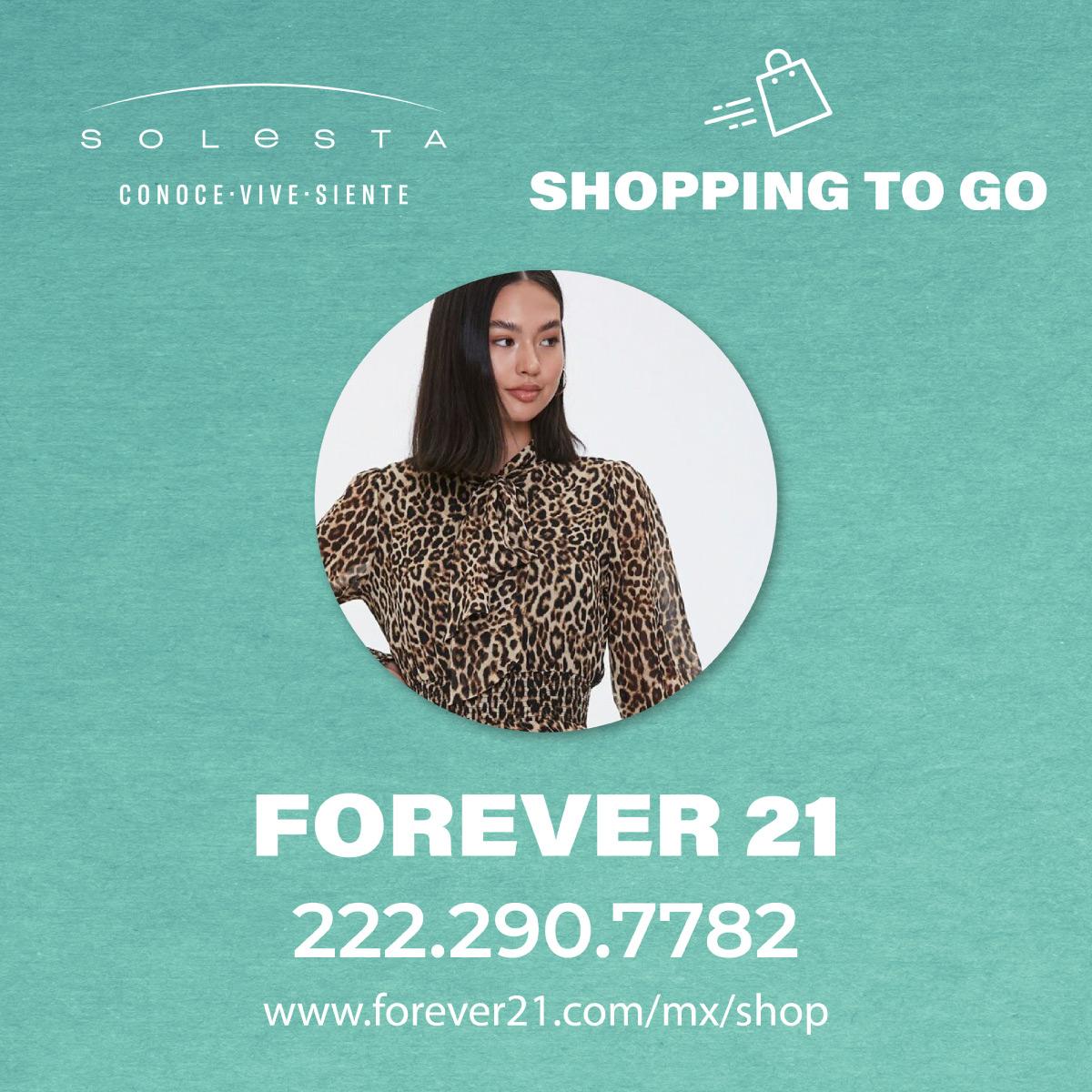 Pick Up De Forever 21
