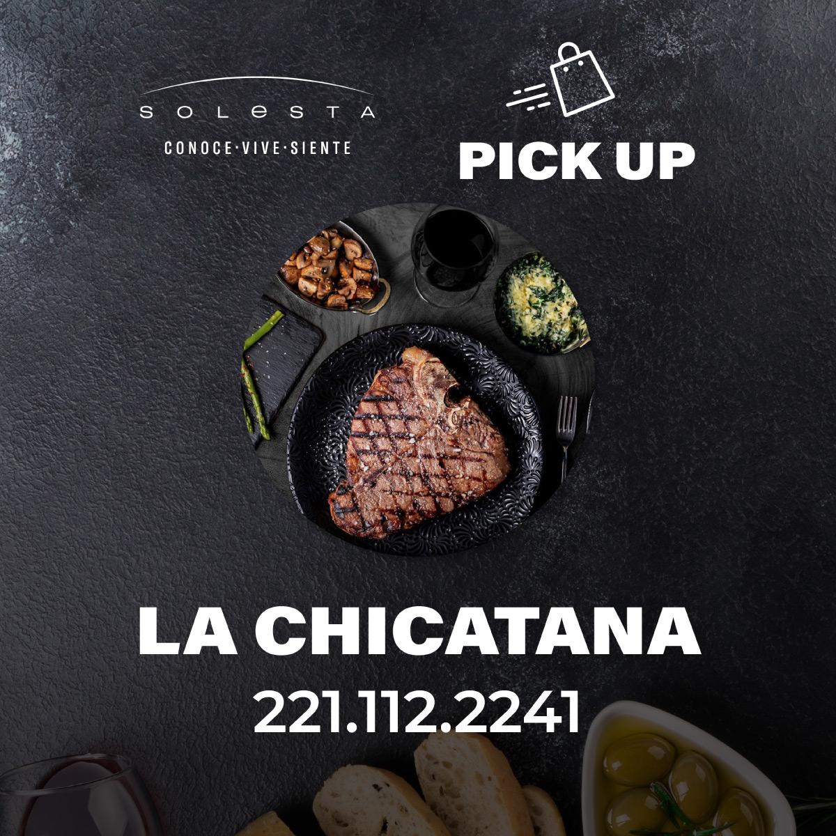 Pick Up De La Chicatana