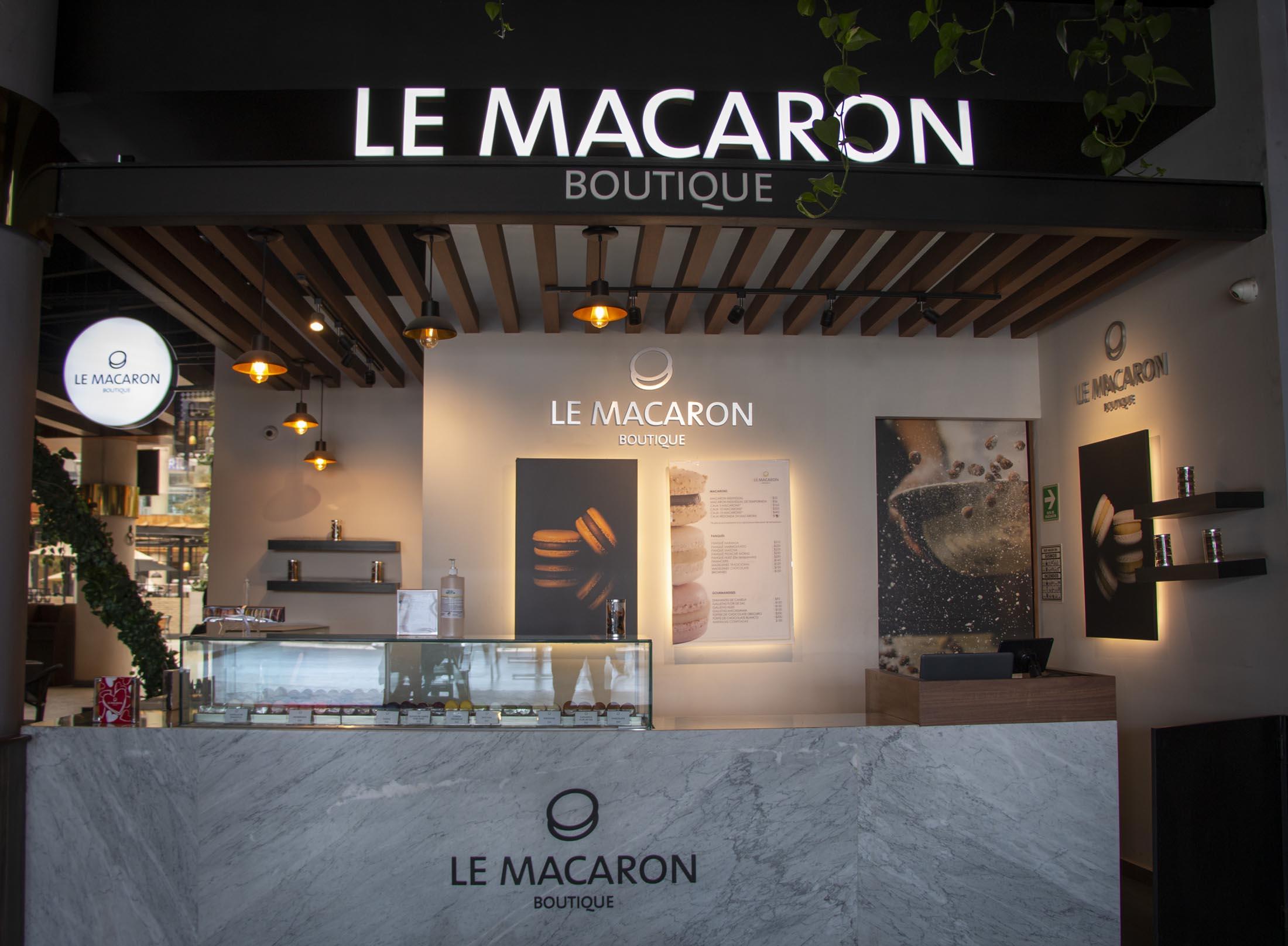 Galería 1 De Le Macaron