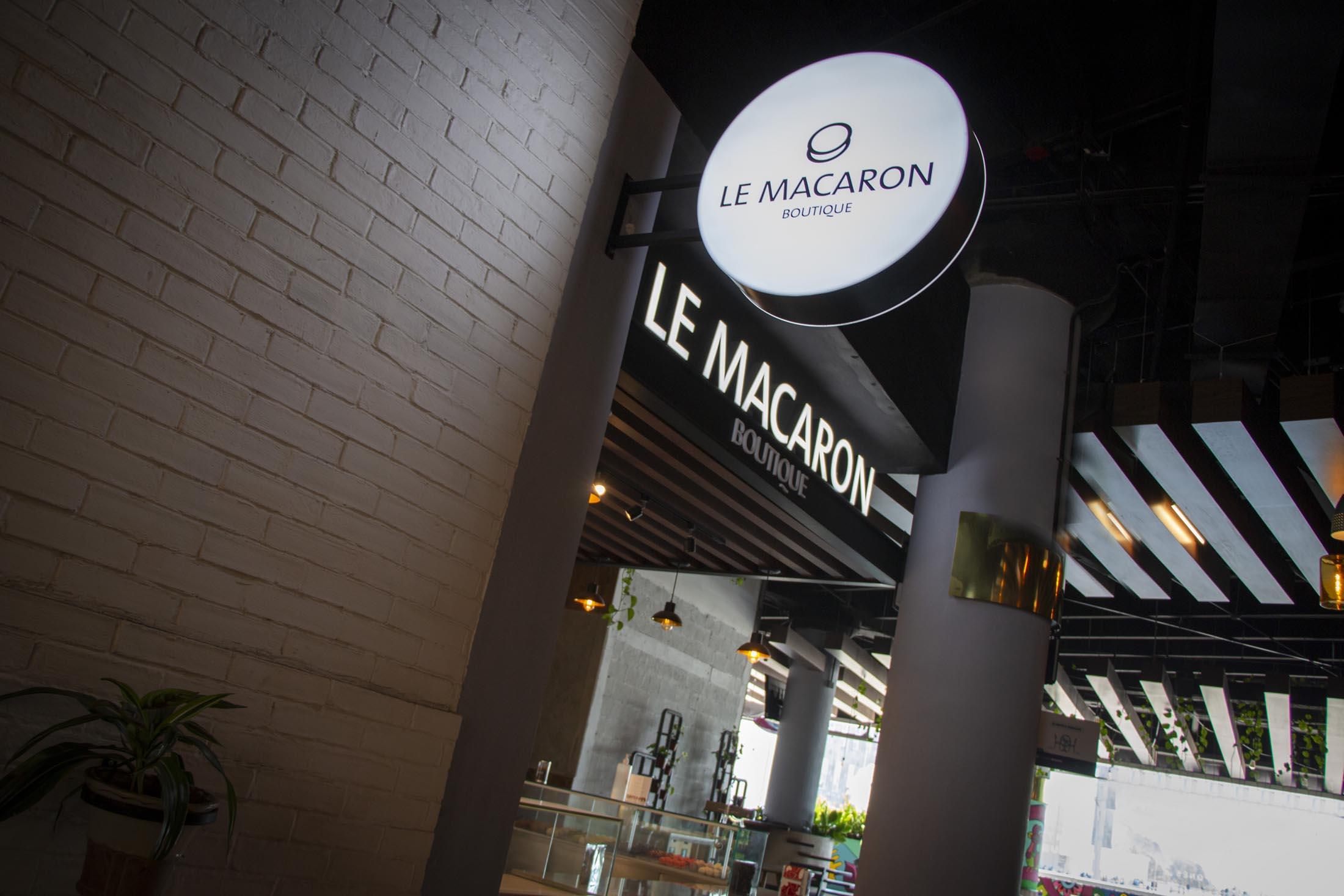 Galería 3 De Le Macaron