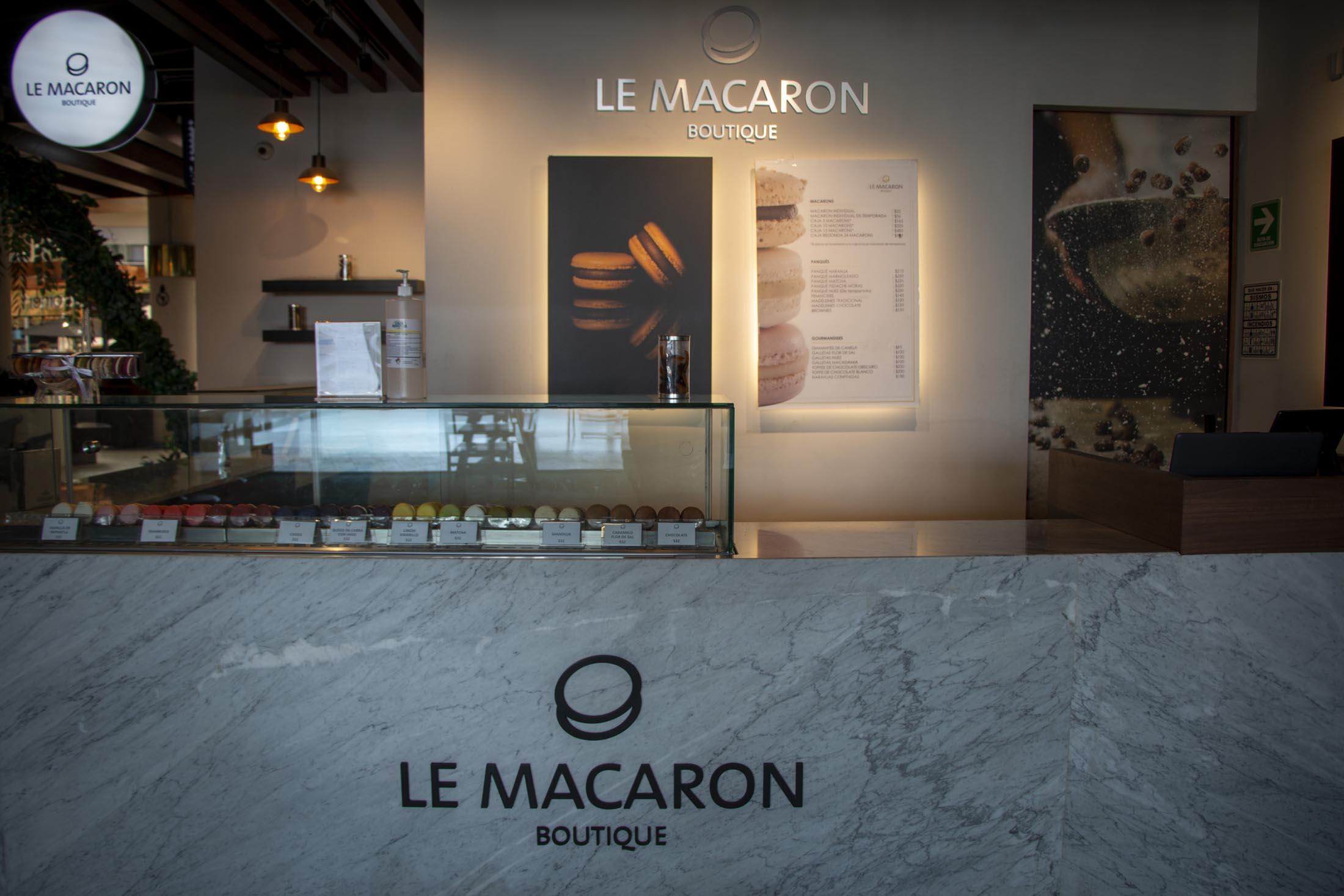 Galería 4 De Le Macaron