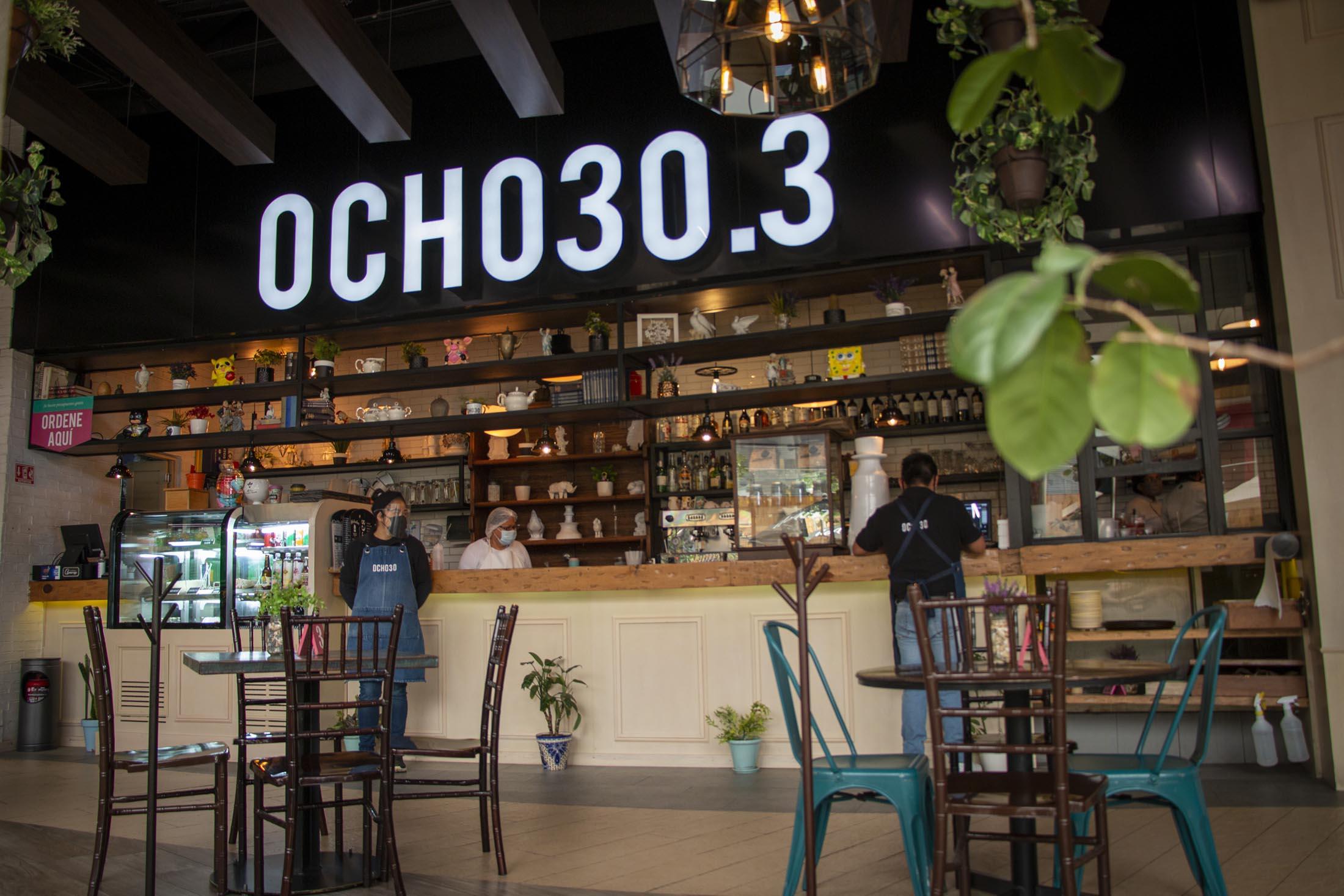 Galería 3 De Ocho30