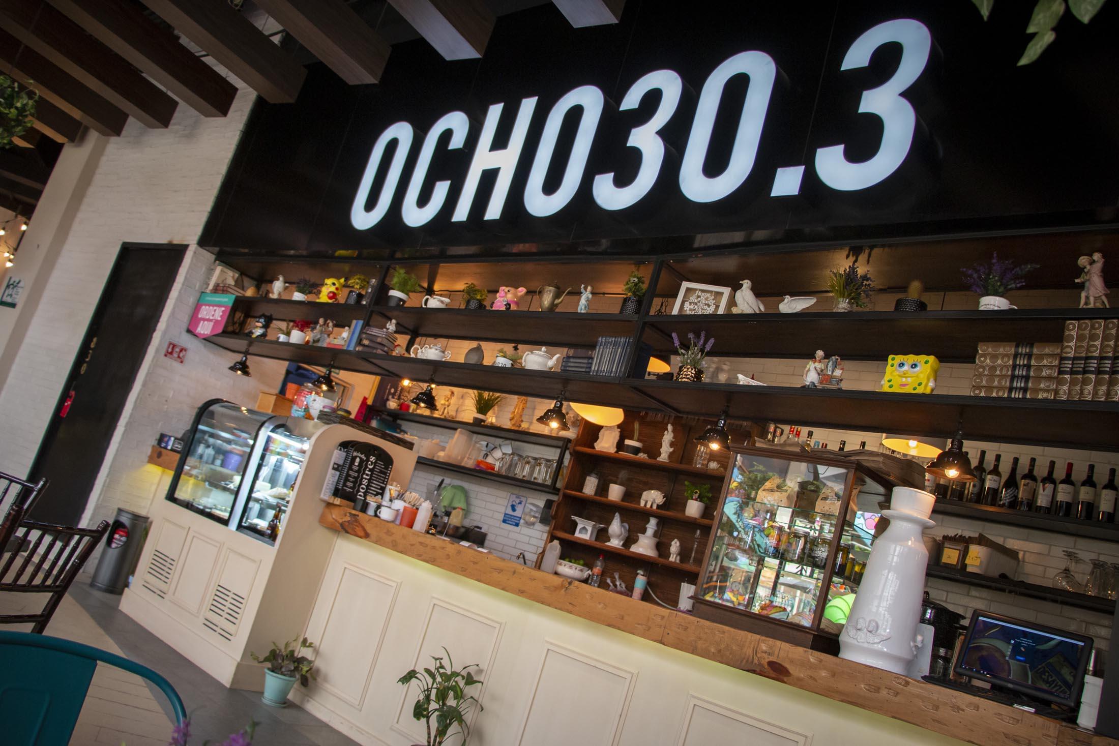 Galería 4 De Ocho30
