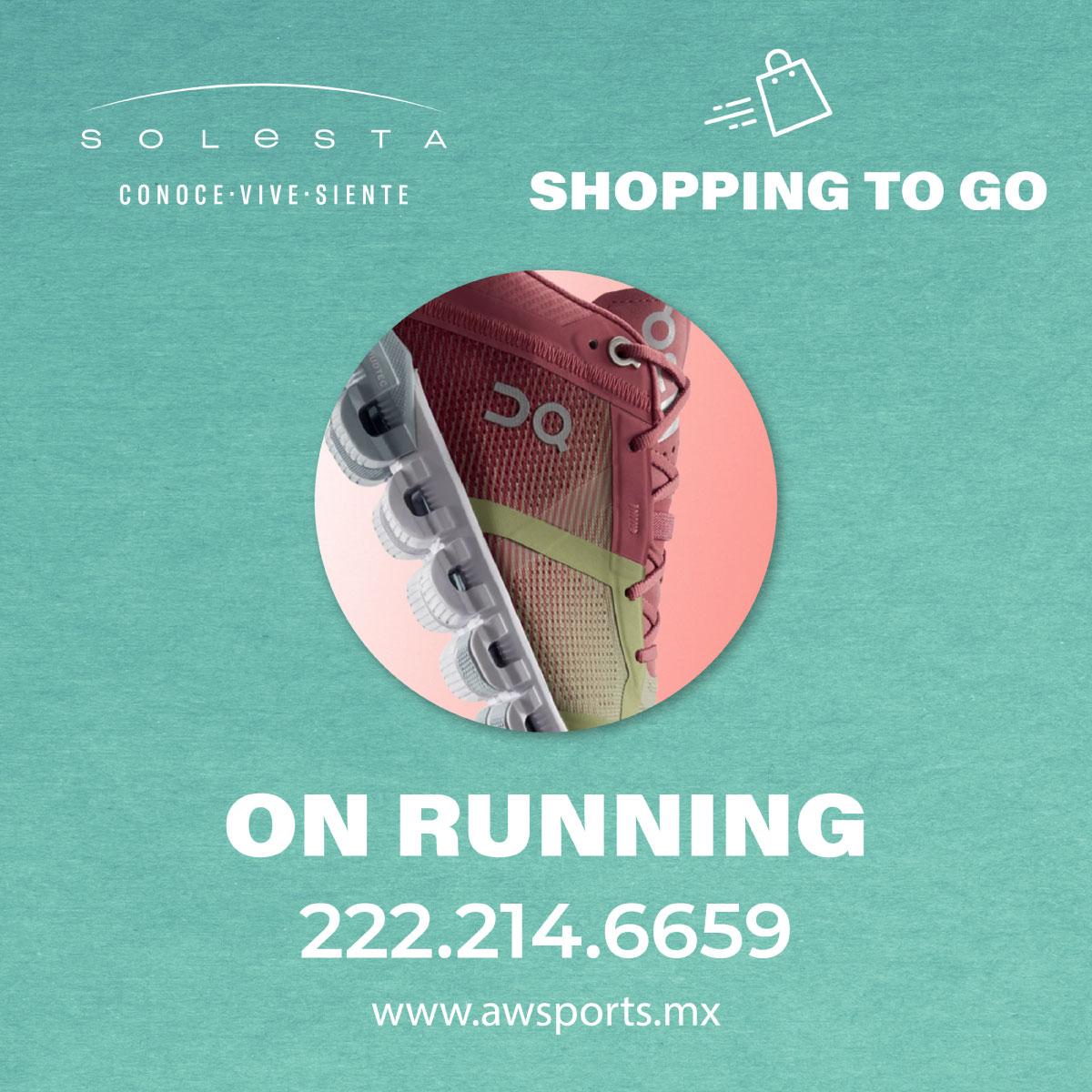 Pick Up De On Running
