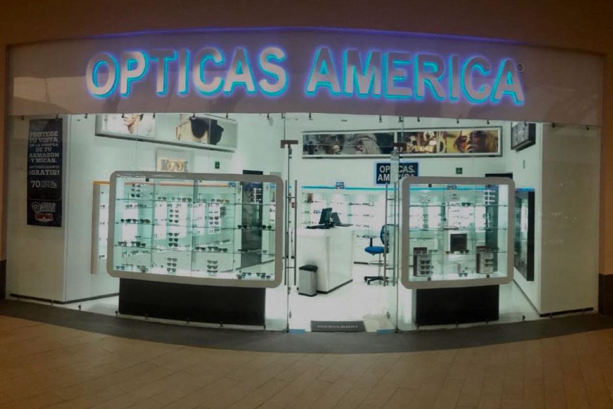 Galería 1 De ópticas América