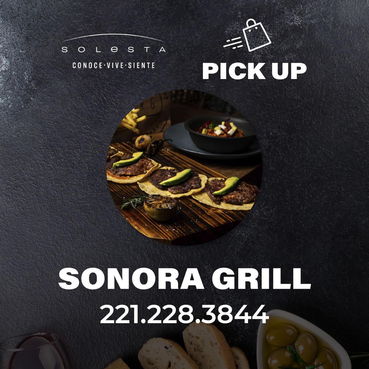 Pick Up De Sonora Grill