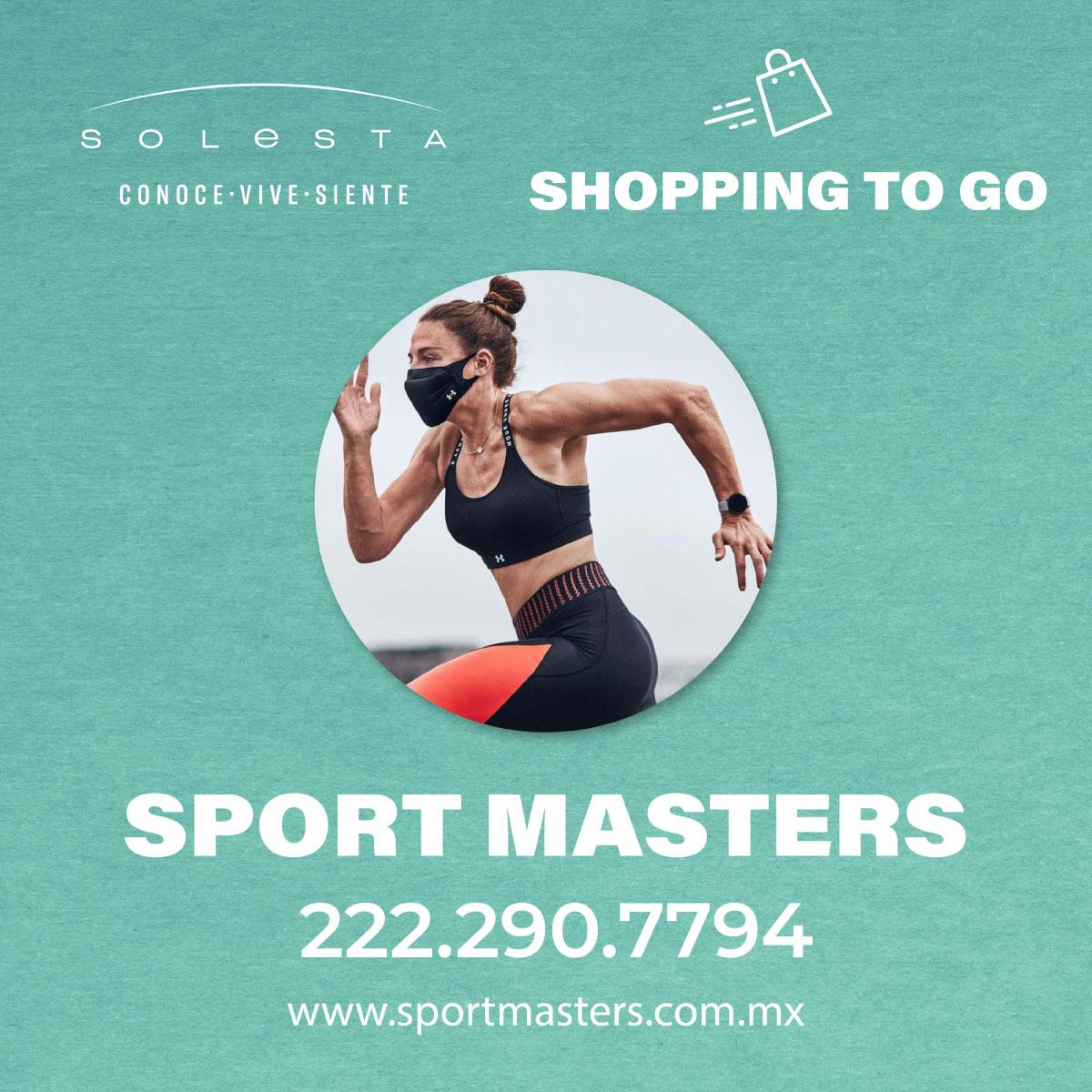 Pick Up De Sport Master