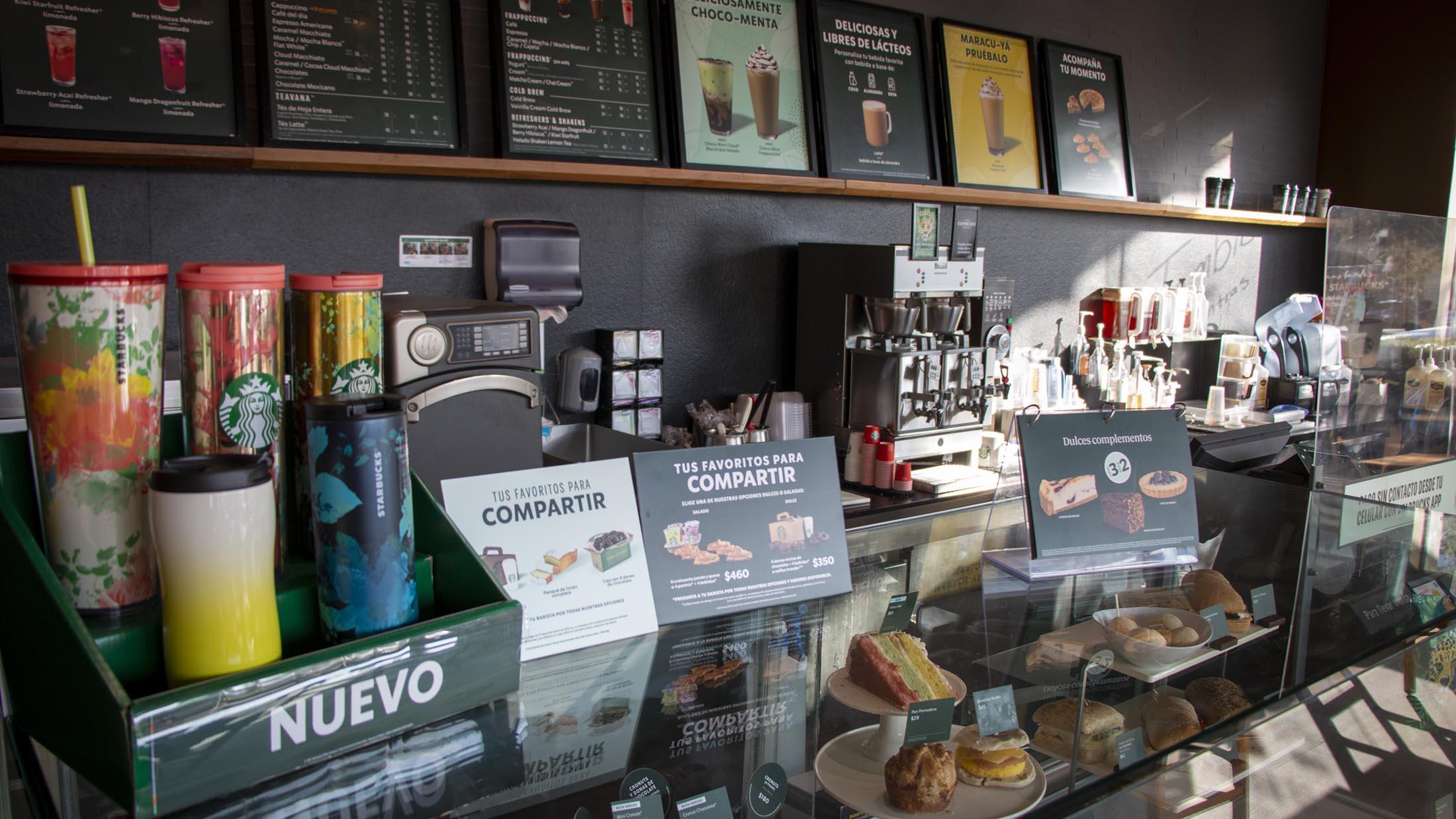 Galería 1 De Starbucks