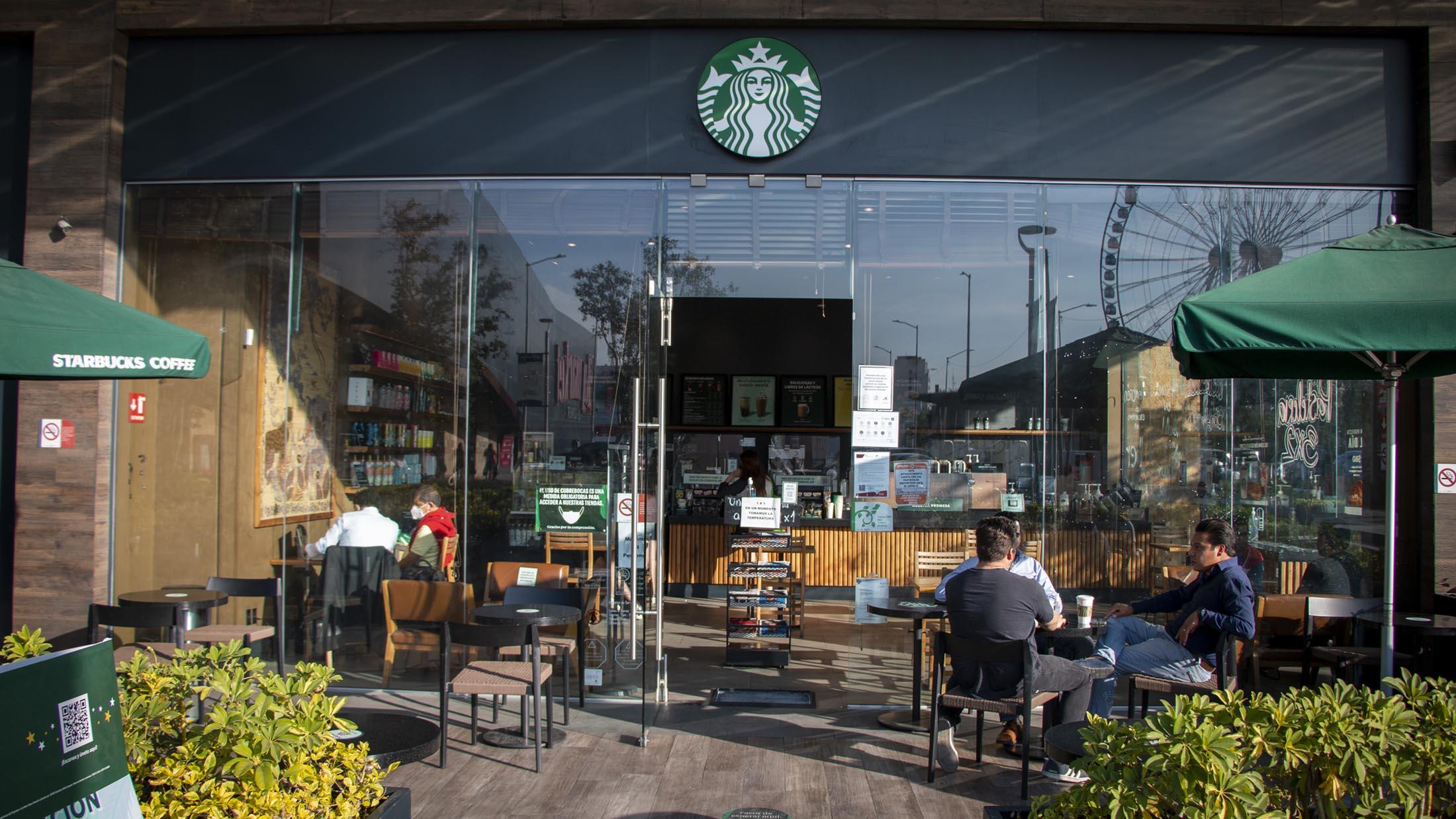 Galería 4 De Starbucks