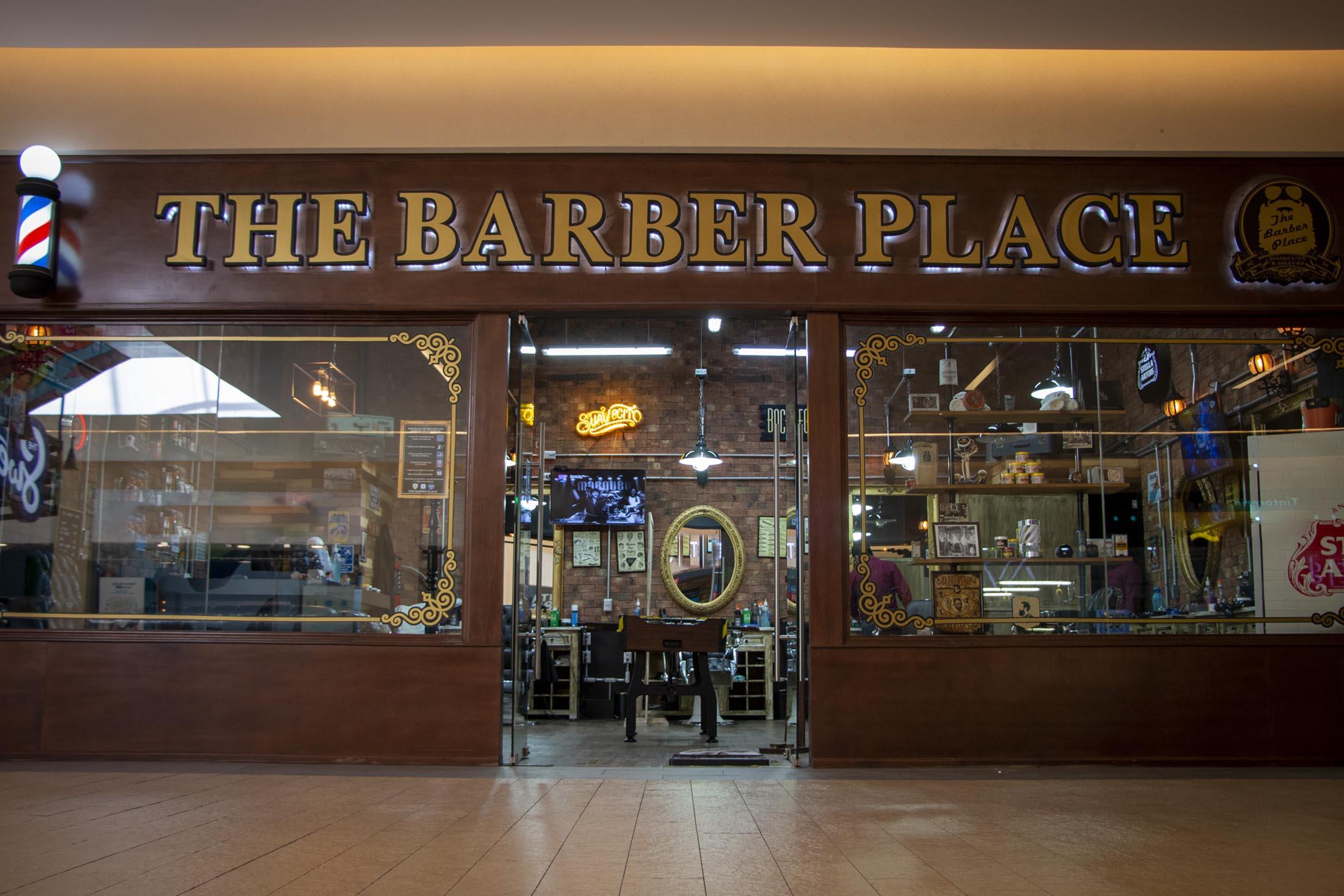 Galería 4 De The Barber Place